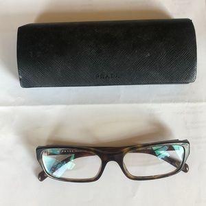 Prada prescription eyeglasses Unisex frame & case